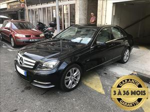 Mercedes-benz Classe c Classe C 200 CDI BlueEfficiency