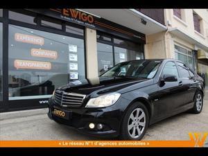 Mercedes-benz Classe c III (W CDI Avantgarde