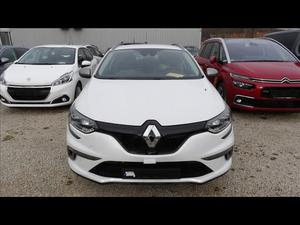 Renault Megane iii estate 1.6 TCe 205ch energy GT EDC