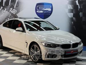 BMW Série 4 (F32) coupe 435DA / D X-DRIVE blanc