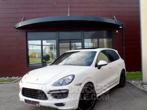 Porsche Cayenne GTS V cv FULL OPTIONS blanc