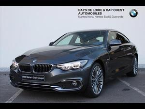 BMW SÉRIE 4 GRAN COUPÉ 420D XDRIVE 190 LUXURY