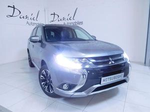 MITSUBISHI Outlander PHEV Hybride rechargeable 200ch Instyle