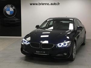 BMW SÉRIE 4 GRAN COUPÉ 420D 184 LUXURY  Occasion