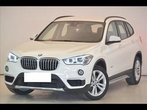 BMW X1 sDrive 18d 150 ch BVA8 xLine  Occasion