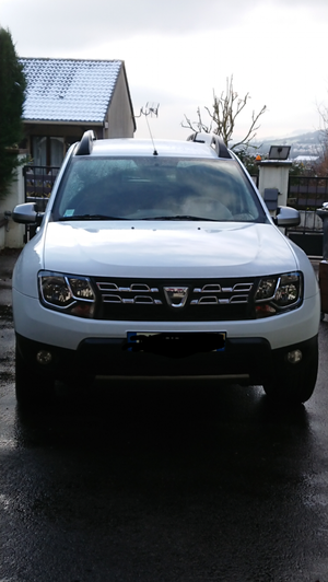 DACIA Duster 1.5 dCi x2 SL 10 Ans