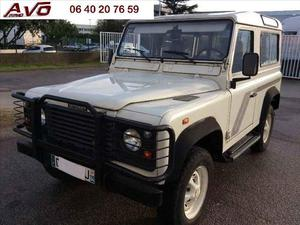 Land Rover Defender 90 HARD TOP  Occasion