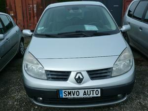 RENAULT Grand Scénic III 1.5 DCI 80 CH CONFORT AUTHENTIQUE