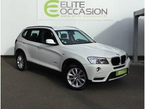 BMW X3 X3 xDrive20d 184ch Luxe Steptronic A