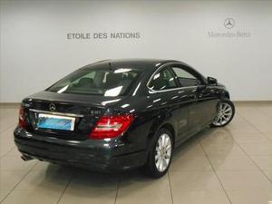 Mercedes-benz Classe c coupã© 220 CDI 7GTronic