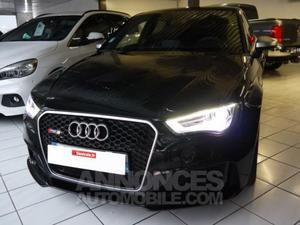 Audi A3 Sportback RS noir