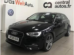 AUDI A3 A3 Sportback 1.4 TFSI 125 Ambition Luxe S tronic 7