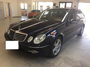 Mercedes-benz Classe e Classe E Break 320 CDI Mercedes-Benz
