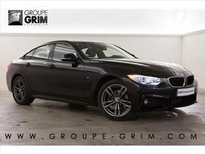 BMW Serie 4 GRAN COUPE F36 Gran Coupé 420d xDrive 190 ch M