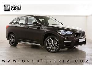 BMW X1 F48 XDRIVE 18D 150 CH xLine  Occasion