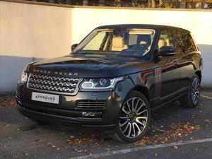 Land Rover RANGE ROVER 4.4 SDV AUTOBIO. SWB MKVI