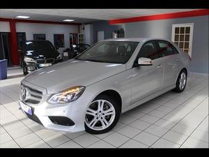 Mercedes-benz Classe e (W BLUETEC 258CH EXECUTIVE