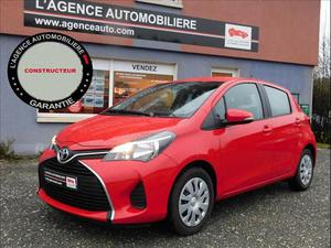 Toyota Yaris 69 VVT-i France GARANTIE  Occasion
