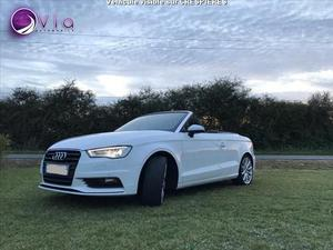 Audi A3 Cabriolet 2.0 TDI 150 Ambition Luxe  Occasion