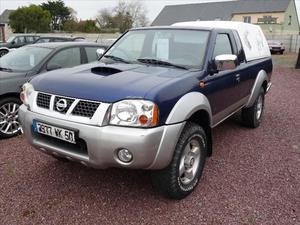 Nissan NAVARA 2.5 DCI 174 KING-CAB CONFORT  Occasion