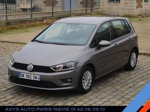 Volkswagen GOLF SPORTSVAN 1.6 TDI 110 BT FP TRENDLINE BUS