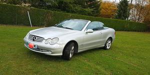 MERCEDES CLK Cabrio 200 K Avantgarde A