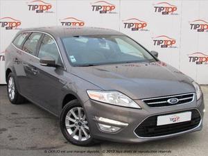 Ford MONDEO SW 2.0 TDCI 140 FAP TITANIUM PSFT  Occasion