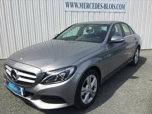 Mercedes-benz CLASSE C 220 BLUETEC BUSINESS 7G-TRO+