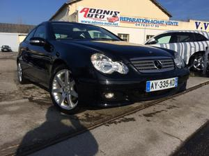 Mercedes-benz CLASSE C COUPE SPORT 220 CDI SPORT EDITION BA