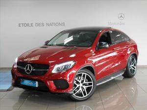 Mercedes-benz GLE CH AMG 4MATIC 9G-TRO  Occasion