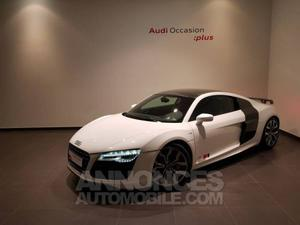 Audi R8 V FSI 525 Quattro S tronic 7 blanc