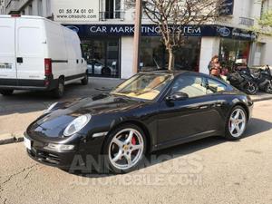 Porsche  CARRERA S noir métallisé