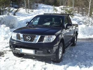 NISSAN Navara 2.5 dCi 171 ch Double Cab XE