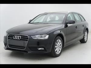 Audi A4 2.0 TDi 150 Quattro Avant + GPS  Occasion