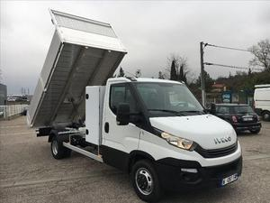 Iveco Daily chassis cab 35C18 EMP  PLATEAU BENNE