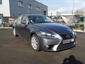 Lexus Is h E-CVT Luxe kms à saisir