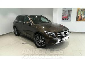 Mercedes GLC Classe 250 d 9G-Tronic 4Matic Fascination