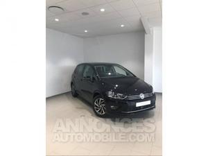 Volkswagen Golf Sportsvan 1.4 TSI 125 BMT DSG7 Sound noir