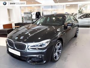BMW 740 xDrive 320ch Berline M Sport  Occasion