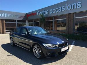 BMW Serie 4 GRAN COUPE F36 Gran Coupé 435i 306 ch M Sport A