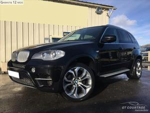 BMW X5 xDRIVE 40d 306ch N1 SAV EXCLUSIVE A  Occasion