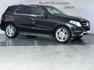 Mercedes-benz GLE 350 D 258CH EXECUTIVE 4M 9G-TRO