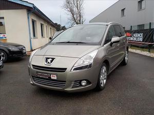 Peugeot  HDi 150 Premium Pack 7pl 1èr main