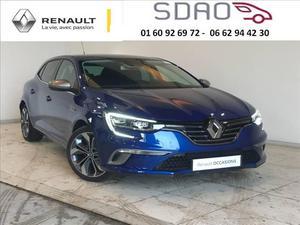 Renault Megane iv berline MÚgane IV Berline TCe 130 Energy