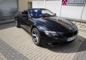 BMW Serie 6 ED BVA 286ch BVA d'occasion