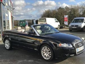 Audi A4 CABRIOLET CABRIOLET 2.0 TFSI 200 AMBITION LUXE MTO