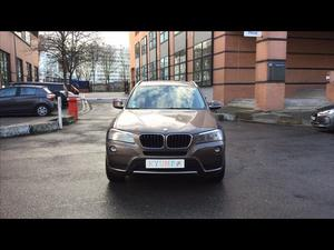 BMW X3 Exceliss 20d 184 X-Drive  Occasion