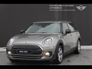 MINI CLUBMAN ONE 102 BUSINESS  Occasion