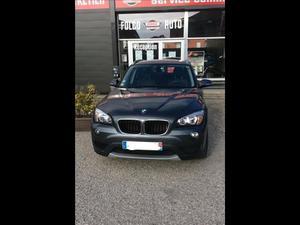 BMW X1 XDRIVE 18D 143cv 4X4 5P BVM FAP  Occasion
