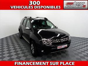 Dacia Duster (2) 1.2 TCE 125 BLACK TOUCH 4X Occasion